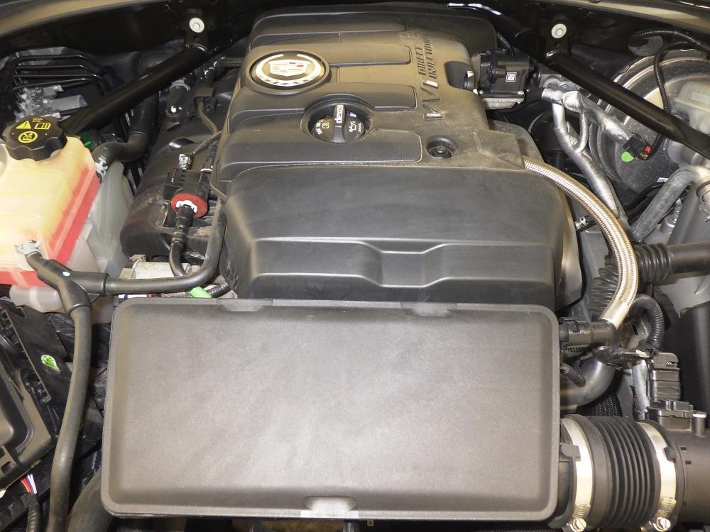 2014 Cadillac ATS 2.5L Luxury - 1730030570