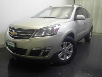 2014 Chevrolet Traverse LT - 1730030631