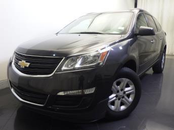 2014 Chevrolet Traverse - 1730030634