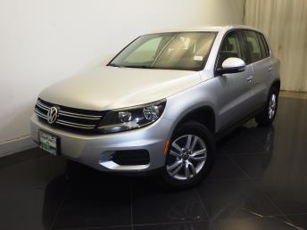 2014 Volkswagen Tiguan 2.0T S - 1730030642