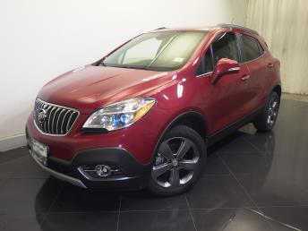 2014 Buick Encore Leather - 1730030711