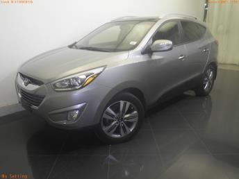 2014 Hyundai Tucson Limited - 1730030726