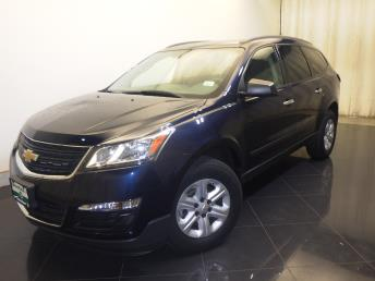 2015 Chevrolet Traverse LS - 1730030774