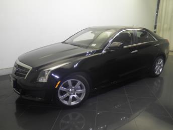 2014 Cadillac ATS 2.5L - 1730030776