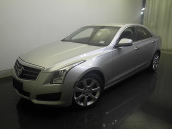 2014 Cadillac ATS 2.0L Turbo - 1730030789