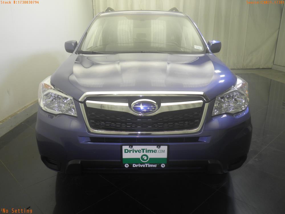 2015 Subaru Forester 2.5i Premium - 1730030794
