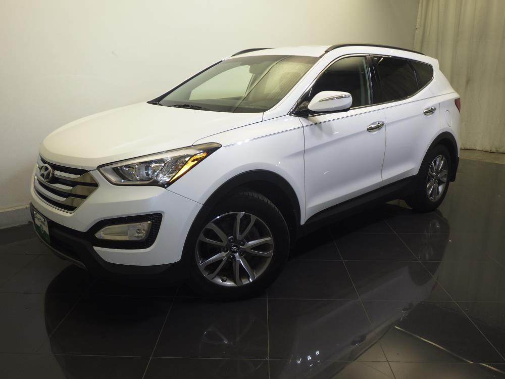 2014 hyundai santa fe sport 2 0t for sale in richmond. Black Bedroom Furniture Sets. Home Design Ideas