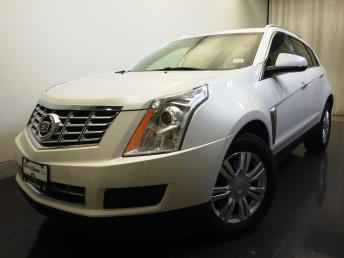 2014 Cadillac SRX Luxury Collection - 1730030936