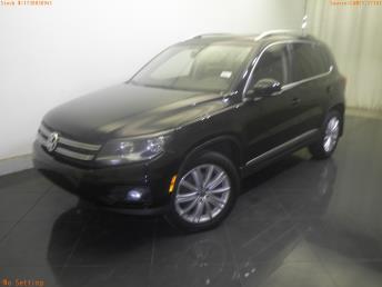Used 2013 Volkswagen Tiguan