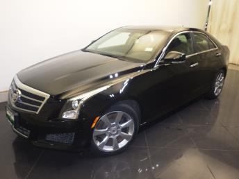 2014 Cadillac ATS 2.0L Turbo Luxury - 1730030945
