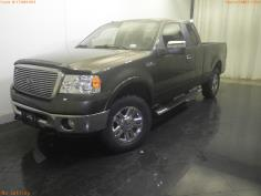 2008 Ford F-150 Super Cab Lariat 5.5 ft