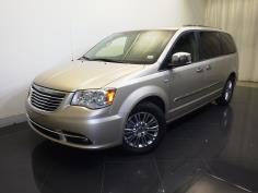 2014 Chrysler Town and Country Touring-L 30th Anniversary