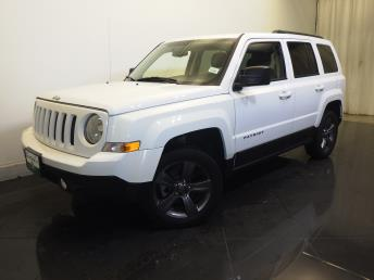 2015 Jeep Patriot Latitude - 1730031150