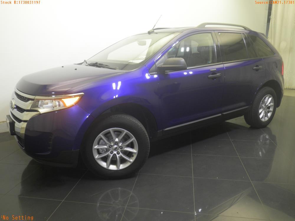 2014 Ford Edge SE - 1730031197