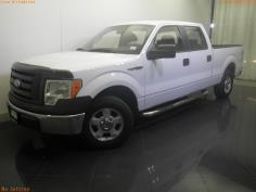 2009 Ford F-150 SuperCrew Cab XL 6.5 ft