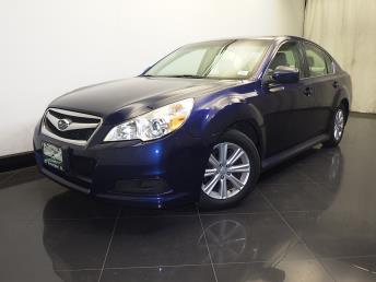 2011 Subaru Legacy 2.5i Premium - 1730031250