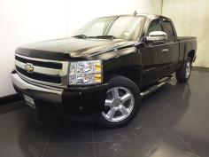 2007 Chevrolet Silverado 1500 Extended Cab Work Truck 6.5 ft
