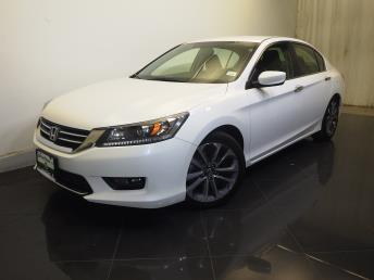 Used 2015 Honda Accord