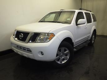 Used 2009 Nissan Pathfinder