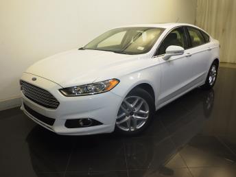 2015 Ford Fusion SE - 1730031814
