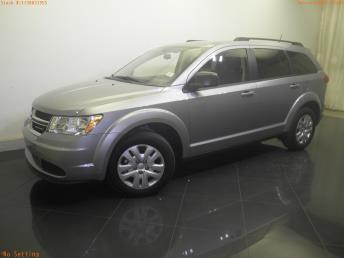 Used 2017 Dodge Journey