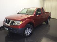 2016 Nissan Frontier King Cab S 6 ft