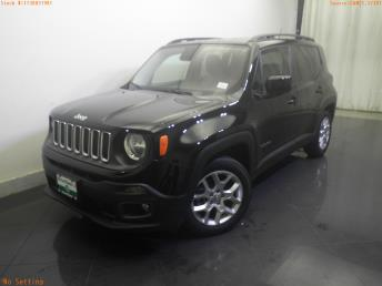 Used 2016 Jeep Renegade