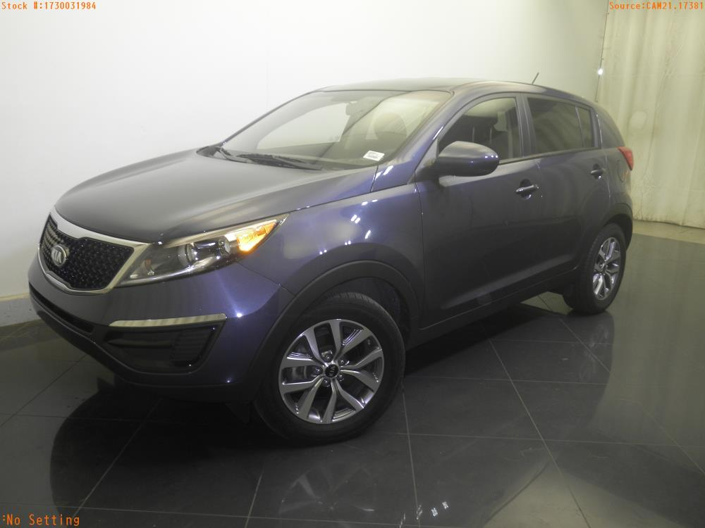 2016 kia sportage lx for sale in richmond 1730031984 drivetime. Black Bedroom Furniture Sets. Home Design Ideas