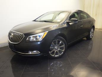 2014 Buick LaCrosse Leather - 1730032014
