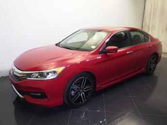 2017 Honda Accord Sport SE - 1730032044