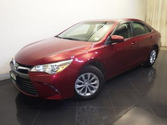 2015 Toyota Camry LE - 1730032092