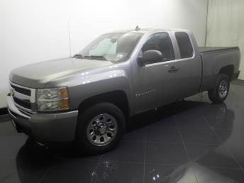 2009 Chevrolet Silverado 1500 Extended Cab Work Truck 6.5 ft - 1730032127
