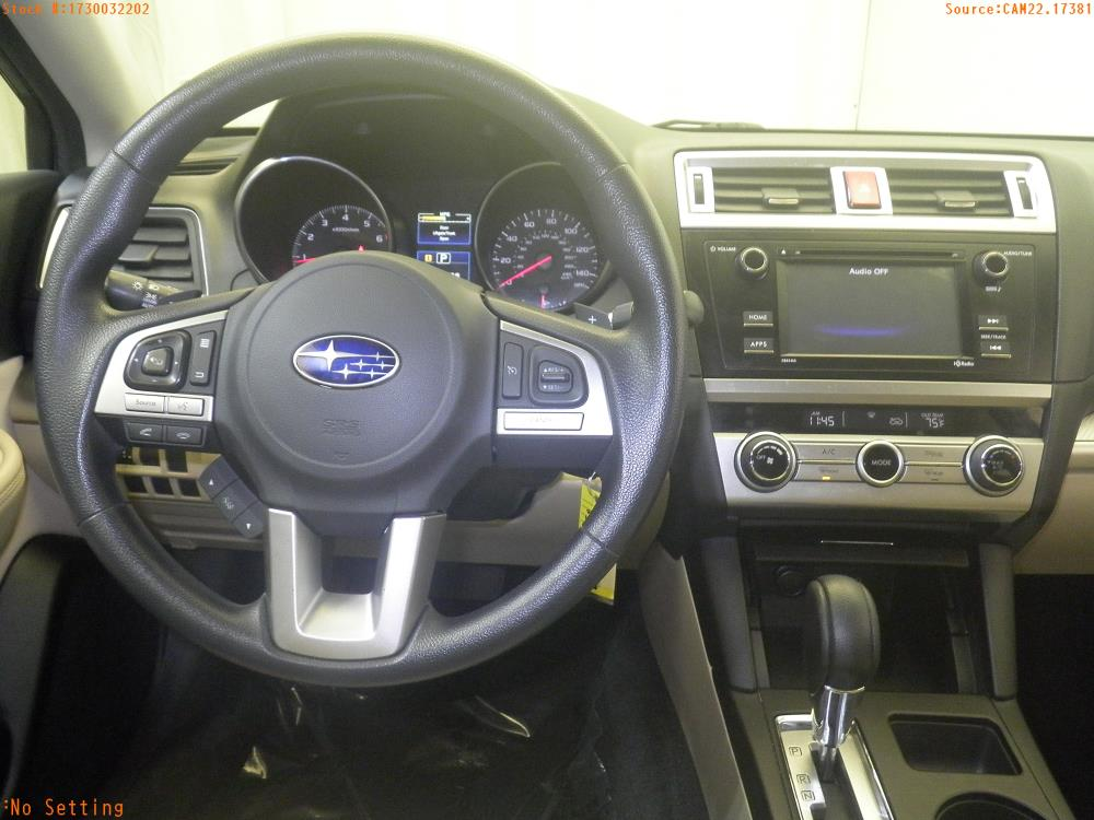 2015 Subaru Legacy 2.5i - 1730032202