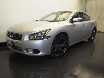 Used 2014 Nissan Maxima