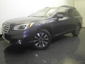Used 2015 Subaru Outback
