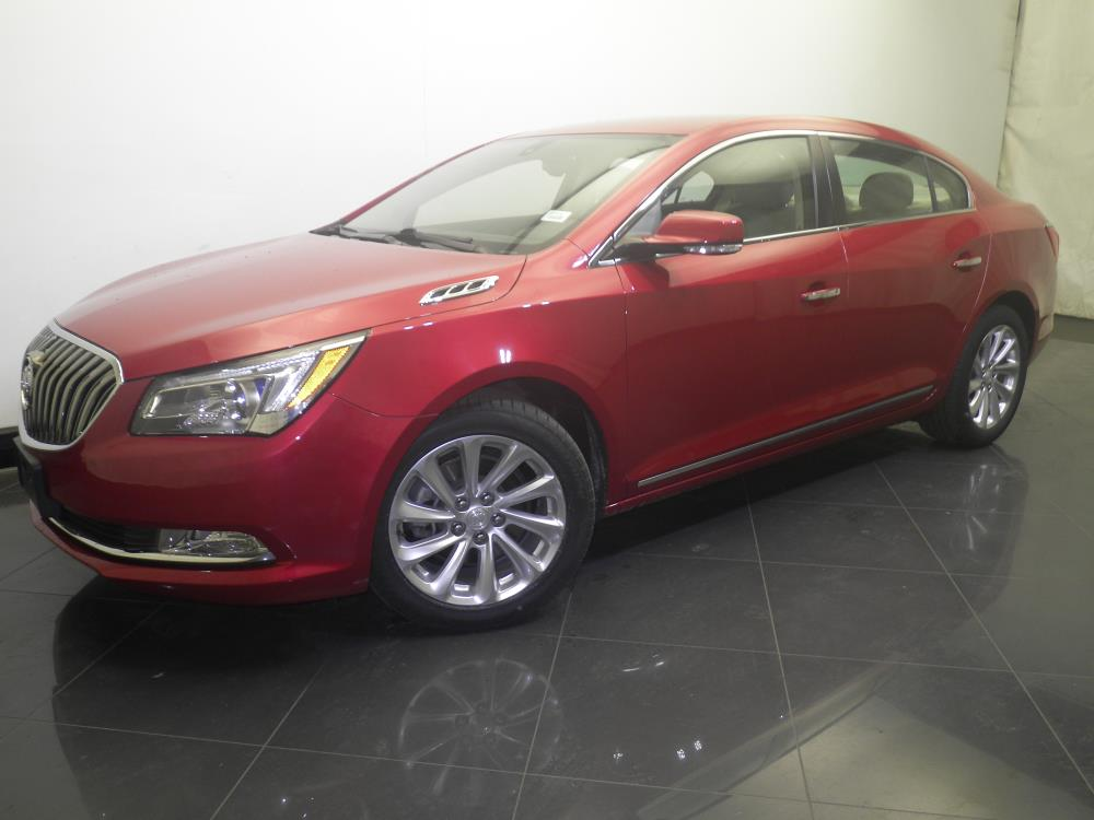 2014 buick lacrosse leather for sale in norfolk 1730032347 drivetime. Black Bedroom Furniture Sets. Home Design Ideas