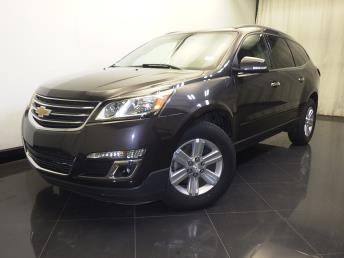 2013 Chevrolet Traverse LT - 1730032350