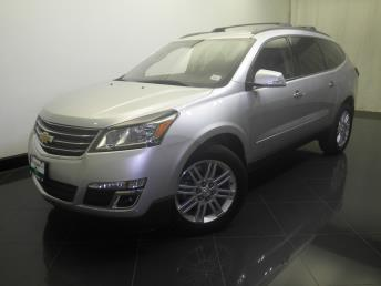 Used 2015 Chevrolet Traverse