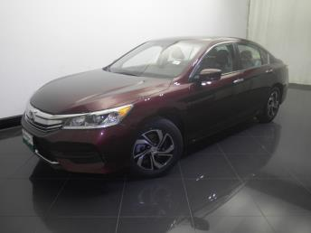 2017 Honda Accord LX - 1730032447
