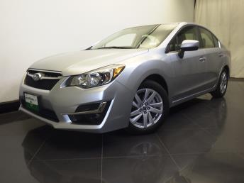 Used 2016 Subaru Impreza