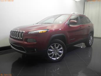 2016 Jeep Cherokee Limited - 1730032487