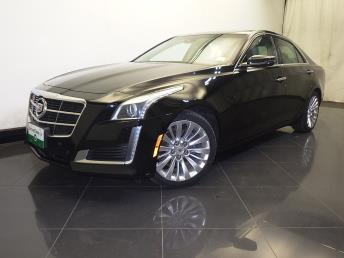 2014 Cadillac CTS 2.0 Luxury Collection - 1730032496
