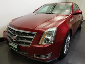 2008 Cadillac CTS  - 1730032791