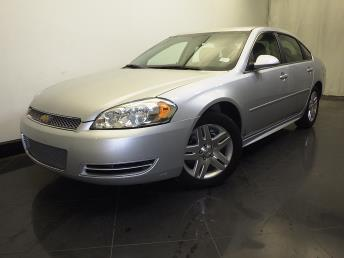 2016 Chevrolet Impala Limited LT - 1730032833
