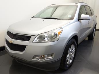 Used 2012 Chevrolet Traverse