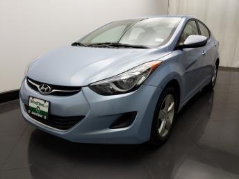 2013 Hyundai Elantra GLS - 1730032902
