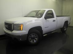 2011 GMC Sierra 1500 Regular Cab Work Truck 6.5 ft