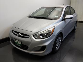 2015 Hyundai Accent GLS - 1730033008