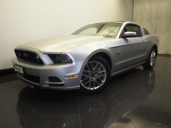 2014 Ford Mustang GT Premium - 1730033027