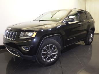 2014 Jeep Grand Cherokee Limited - 1730033101